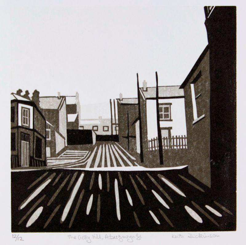 Keith Dickinson Printmaker